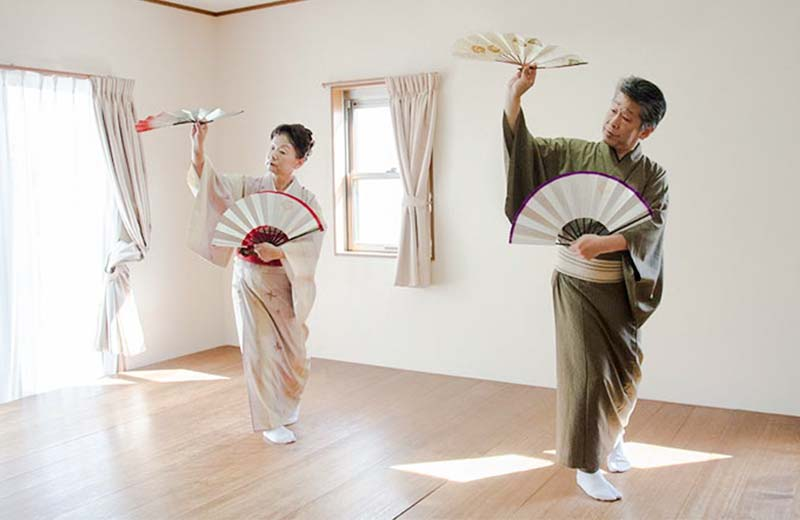nihonbuyo japanese dance online school training